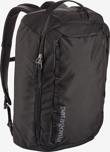 PATAGONIA Sportrugzak 'Tres' in de kleur Zwart, Productweergave