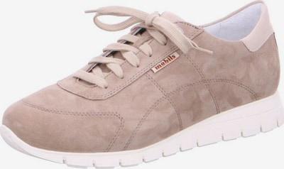 MEPHISTO Sneaker in beige / dunkelbeige, Produktansicht