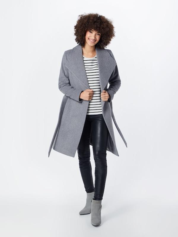Manteau Esprit En saison Collection Mi 'mantel' Gris MUzSVp