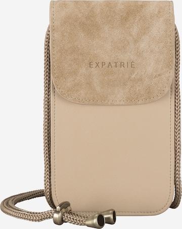 Expatrié Τσάντα ώμου 'Amelie' σε μπεζ