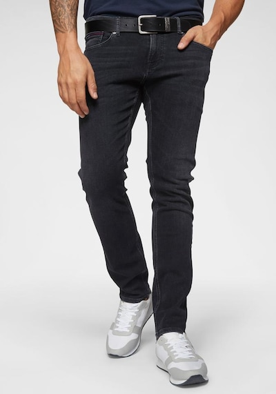 Tommy Jeans Jeans in grey denim, Modelansicht