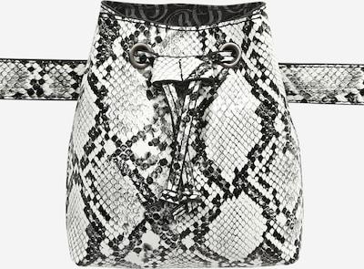 BUFFALO Gürteltasche 'HEATHER' in schwarz / weiß, Produktansicht