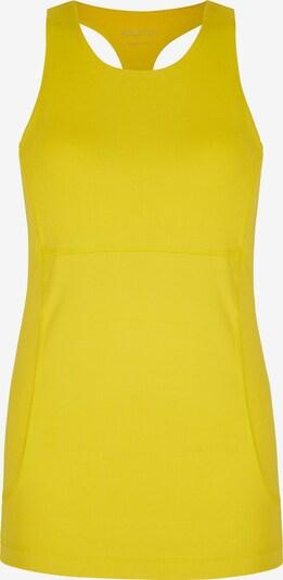 YOGISTAR.COM Top 'radiance Racer' in gelb, Produktansicht