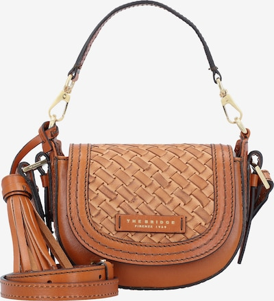 The Bridge Handtasche 'Salinger Mini Bag' in cognac, Produktansicht