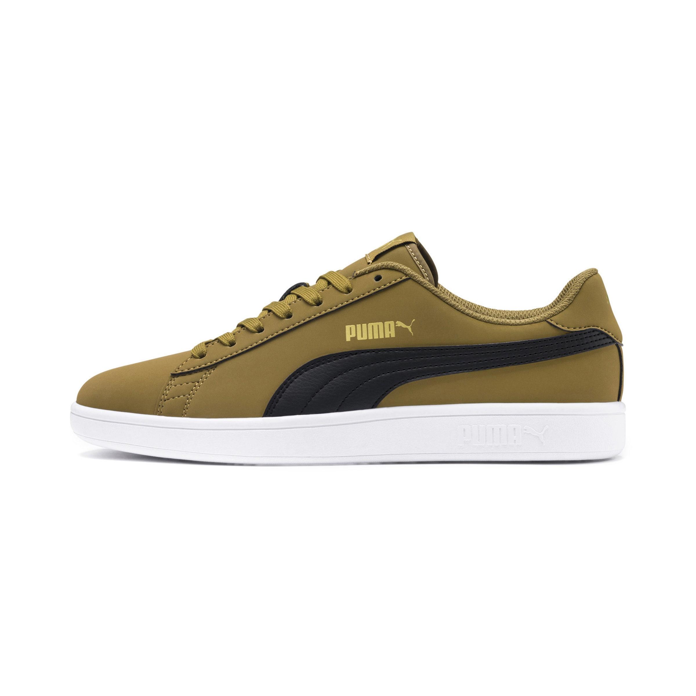 Puma V2 Sneaker Buck' In SchwarzWeiß 'smash X0wPOk8n