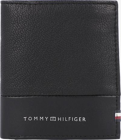 TOMMY HILFIGER Geldbörse 'Textured' in schwarz, Produktansicht