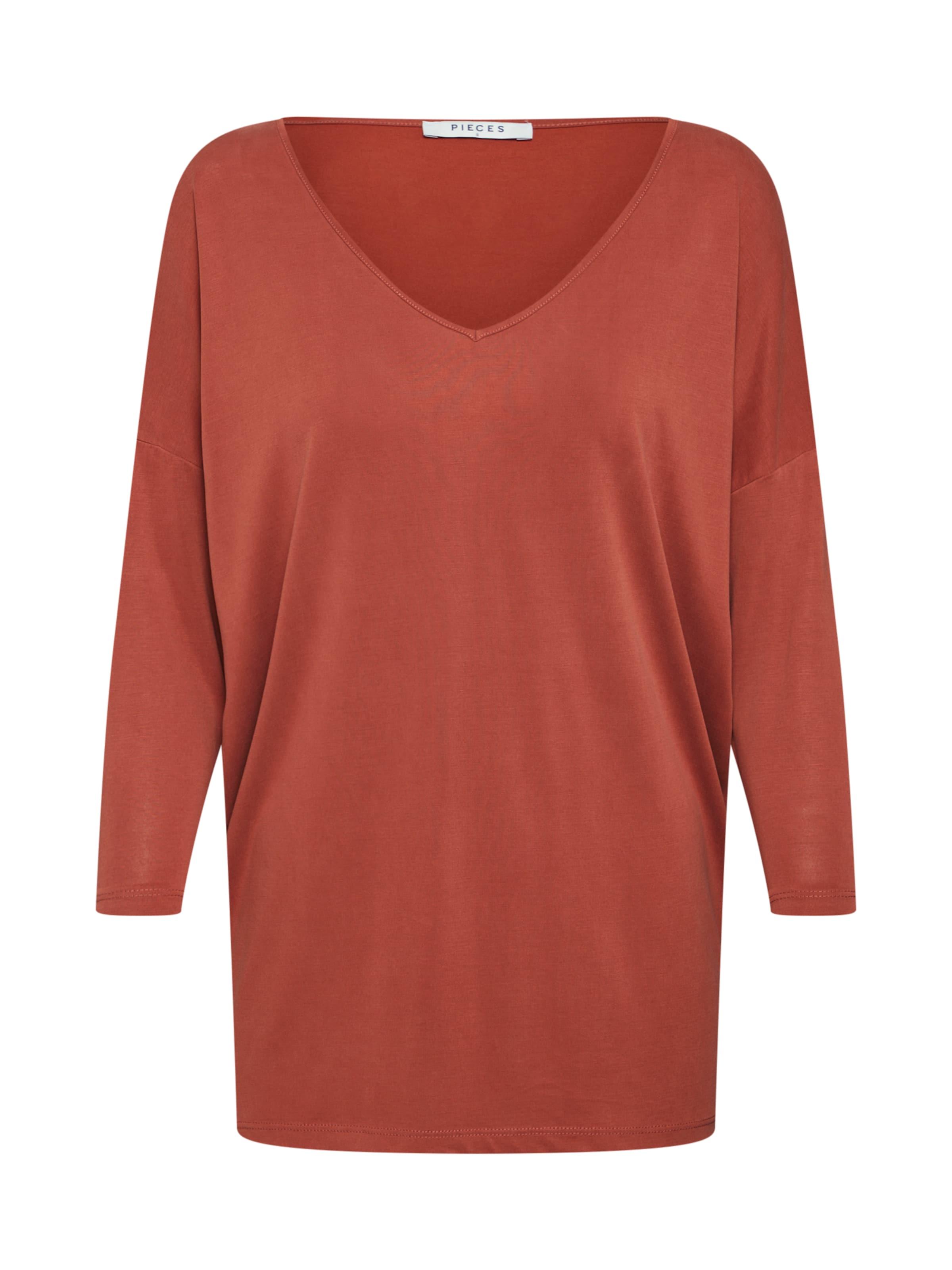 'kamala' Pieces Pieces 'kamala' Shirt Rostrot Shirt In wv8OmNn0