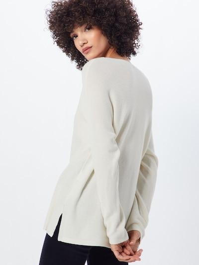 Megztinis 'OCS sweater Sweaters' iš ESPRIT , spalva - balta: Vaizdas iš galinės pusės