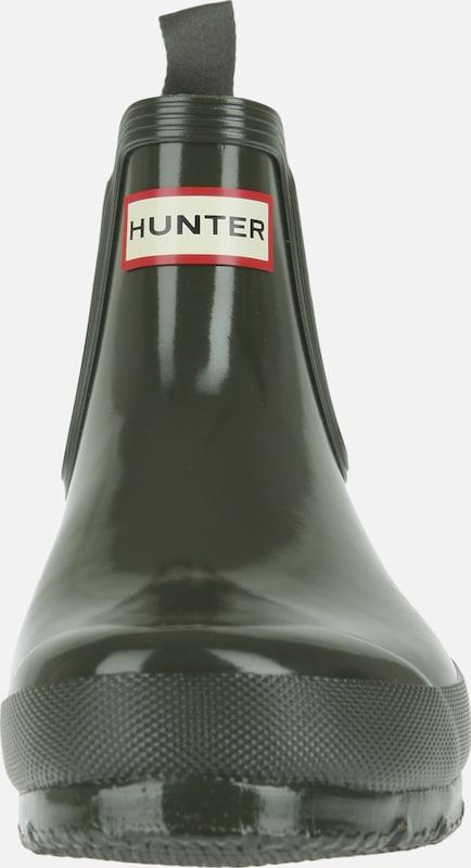 HUNTER Gummistiefel 'ORIGINAL CHELSEA GLOSS'