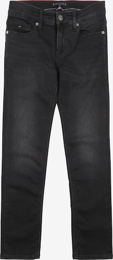 TOMMY HILFIGER Jeans 'SCANTON' in black denim, Produktansicht