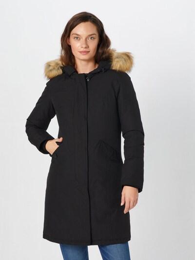 Canadian Classics Zimná bunda - čierna: Pohľad spredu