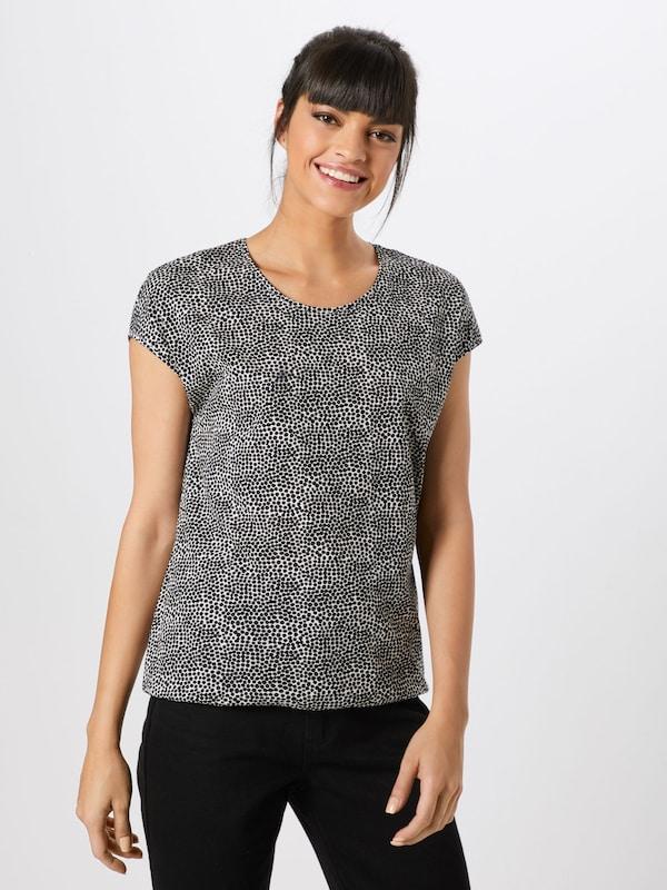 'noos' T En Blanc By Edc shirt Esprit Cassé QdrCtsh