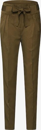 Y.A.S Kalhoty se sklady v pase - olivová, Produkt