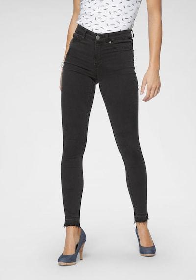 ARIZONA Jeans in dunkelgrau, Modelansicht