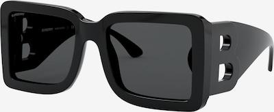 BURBERRY Sonnenbrille in schwarz, Produktansicht