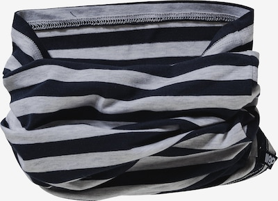 DÖLL Schlauchschal in grau / schwarz, Produktansicht