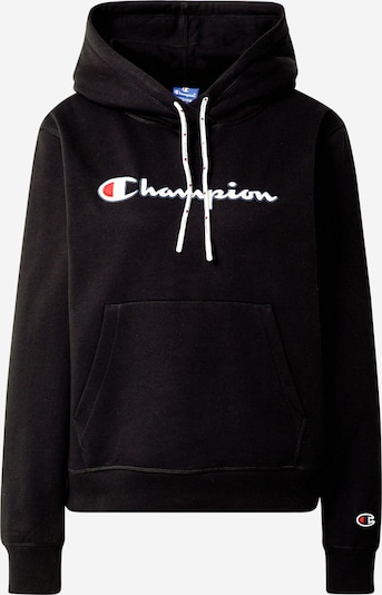 Champion Authentic Athletic Apparel Sweatshirt in nachtblau / rot / schwarz / weiß, Produktansicht