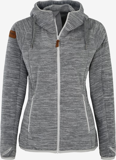 Bergans Sports jacket 'Hareid' in grey mottled, Item view