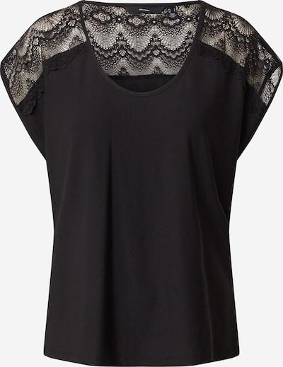 VERO MODA Shirt 'MILLA' in de kleur Zwart, Productweergave