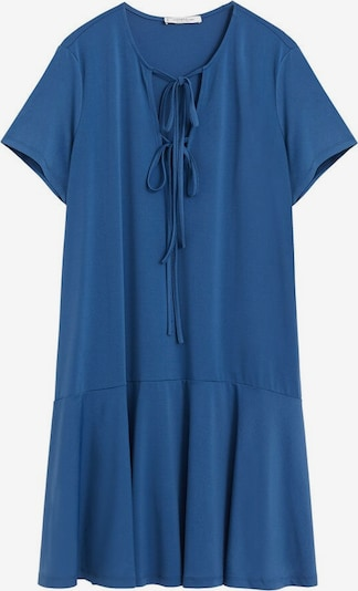 VIOLETA by Mango Kleid 'Peak' in kobaltblau, Produktansicht