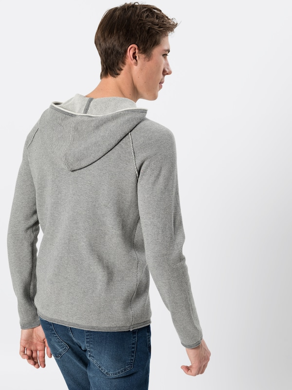 over S En Pull oliver Label Gris Red dhQCxsrt