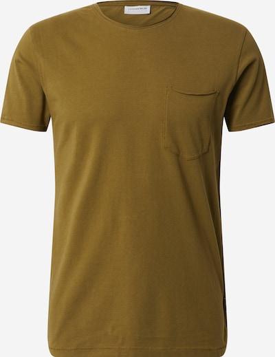 Lindbergh Shirt in khaki: Frontalansicht