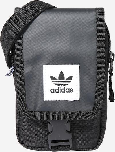 ADIDAS ORIGINALS Tasche 'Map' in schwarz / weiß, Produktansicht