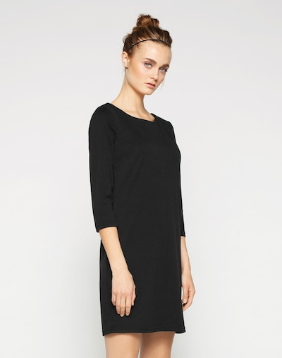 VILA Sukienka 'VITinny' w kolorze czarnym: Widok z przodu