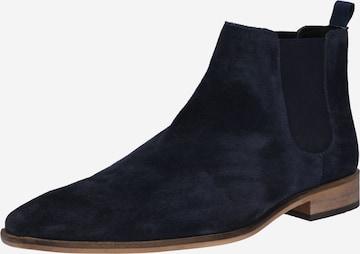 Chelsea Boots 'Jannik' ABOUT YOU en bleu