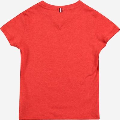 TOMMY HILFIGER T-Shirt in rot: Rückansicht