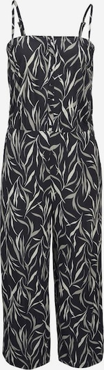BUFFALO Culotte-Overall in schwarz / naturweiß, Produktansicht