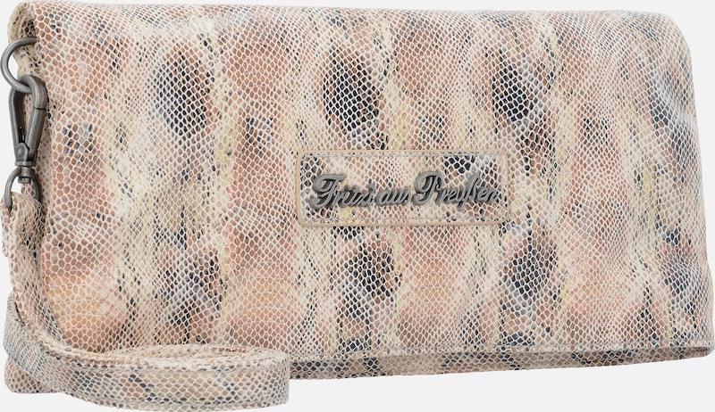 Fritzi aus Preußen Ronja Clas Snake Clutch Umhängetasche 29 cm