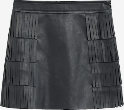 MANGO KIDS Rock 'Fringe' in schwarz, Produktansicht