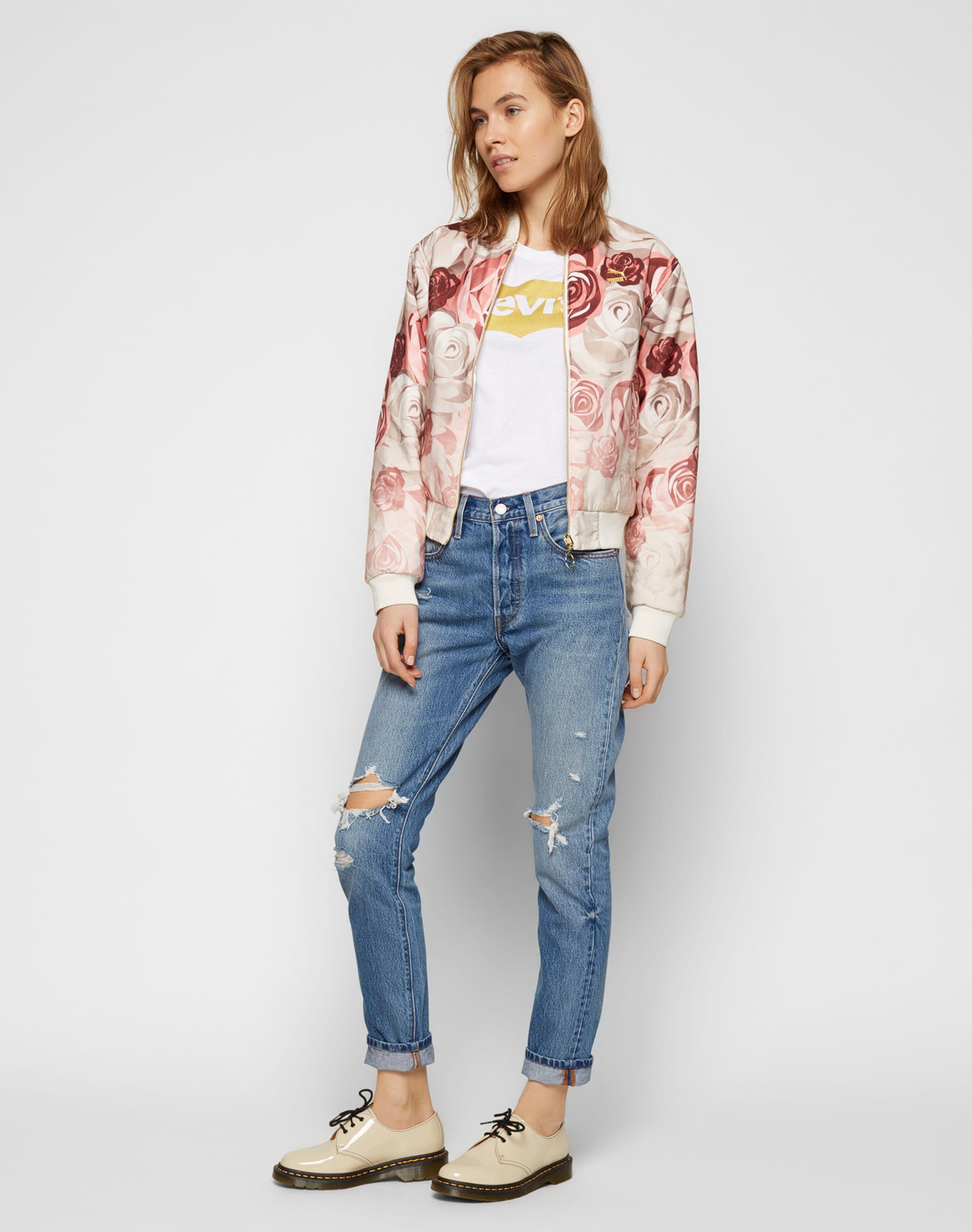 LEVI'S '501' Skinny Jeans Billig Verkauf Vorbestellung Günstig Kaufen Manchester Spielraum Brandneue Unisex Günstig Kaufen Niedrigen Preis Versandkosten Für OBXVIX5