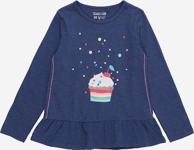 STACCATO Shirt in dunkelblau, Produktansicht