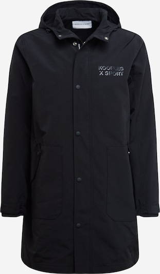 THE KOOPLES SPORT Parka in schwarz, Produktansicht