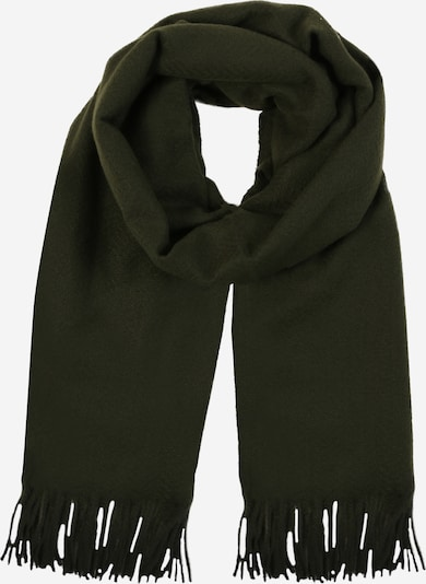 PIECES Scarf 'Kial' in dark green, Item view