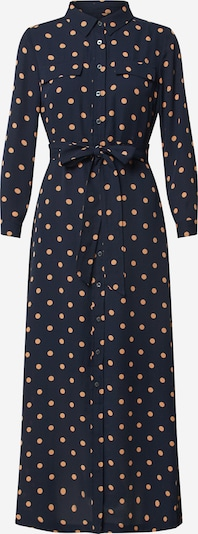 Banana Republic Blousejurk 'J LS MAXI SHIRT DRESS PRINT' in de kleur Navy, Productweergave