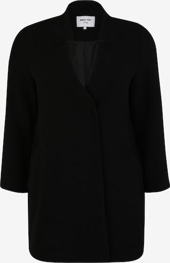 ABOUT YOU Curvy Prehoden plašč 'Cim' | črna barva, Prikaz izdelka
