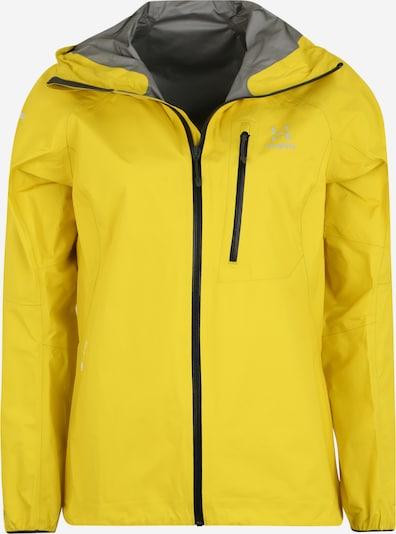 Haglöfs Sport- Jacke 'L.I.M' in gelb, Produktansicht