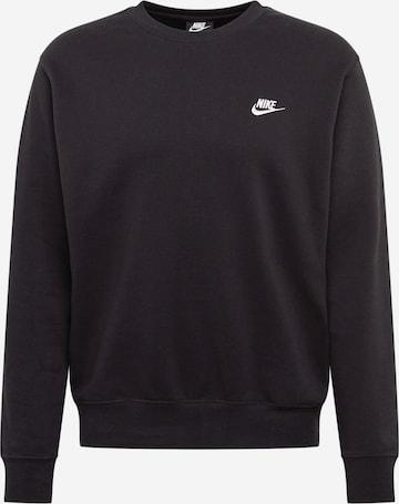 Nike Sportswear Sports sweatshirt in Black