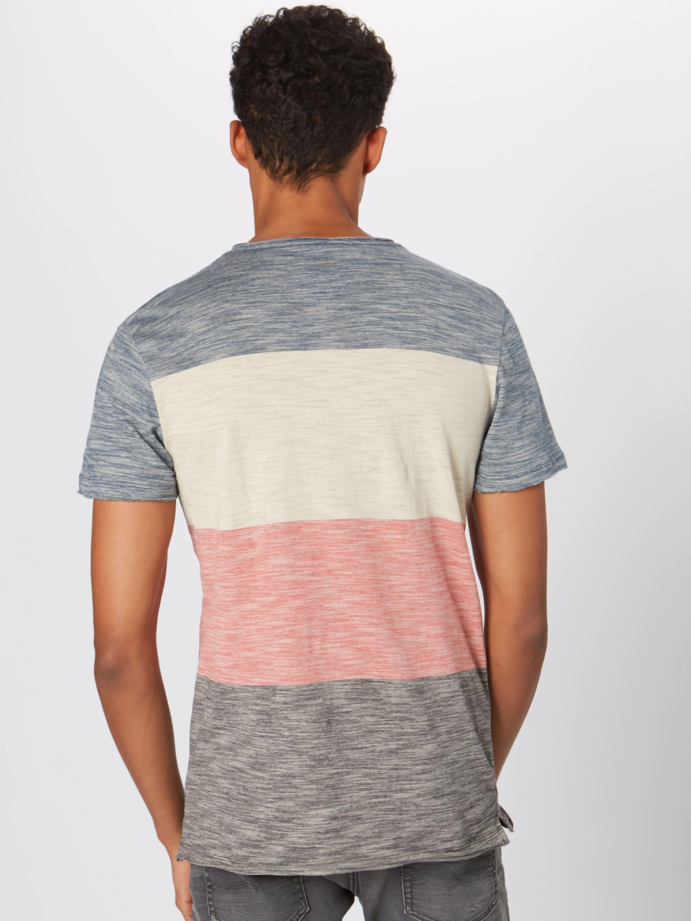 Shirt BlauRot Blend Shirt Blend In In Schwarz bgyf76