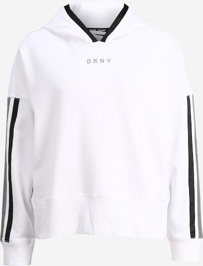 DKNY Sport Sportief sweatshirt in de kleur Zwart / Wit, Productweergave