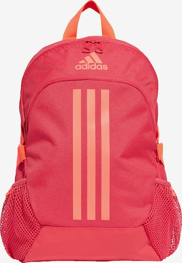 ADIDAS PERFORMANCE Rucksack 'Power 5 S' in koralle / pink, Produktansicht