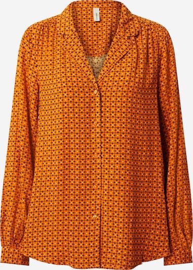 Soyaconcept Blouse 'Gigi 2' in de kleur Sinaasappel, Productweergave