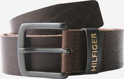 Tommy Jeans Pasek w kolorze ciemnobrązowym, Podgląd produktu