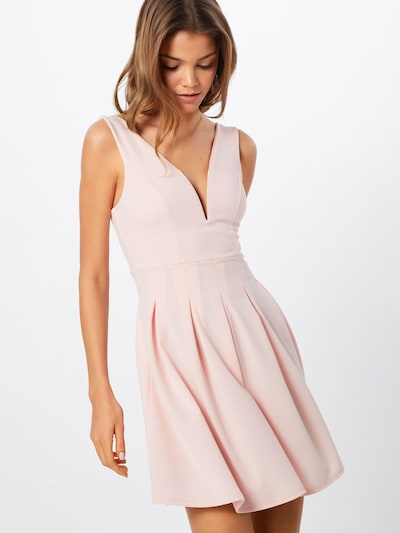 WAL G. Cocktailkleid in rosa, Modelansicht