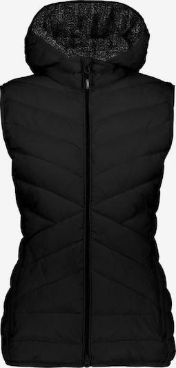CMP Weste ' Vest Zip Hood ' in schwarz, Produktansicht