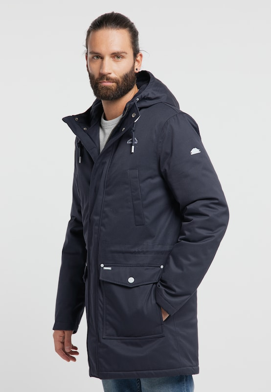 elvine Parka 'Troy' in navy | ABOUT YOU