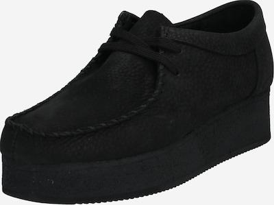 Clarks Originals Halbschuhe in schwarz, Produktansicht